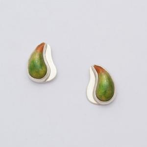 aretes-vegetal-hoja-de-esmalte-01