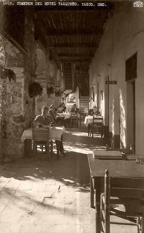 Hotel el Taxqueño